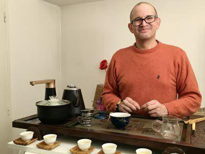 Dégustation gratuite de thés Bio du Vietnam le 04/01 à Dijon (21)
