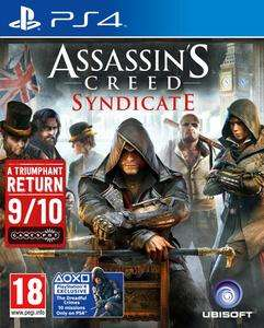 Assassin's Creed Syndicate Xbox One et PS4 (en Anglais)