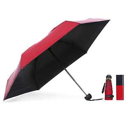 Parapluie avec boite de rangement et son accessoire pour le suspendre (Vendeur tiers)