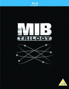 Coffret Blu-ray Trilogie Men in Black (Seulement en anglais)
