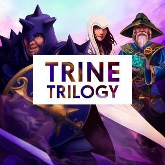 Pack Trine Trilogy sur PS4 (dématérialisés)