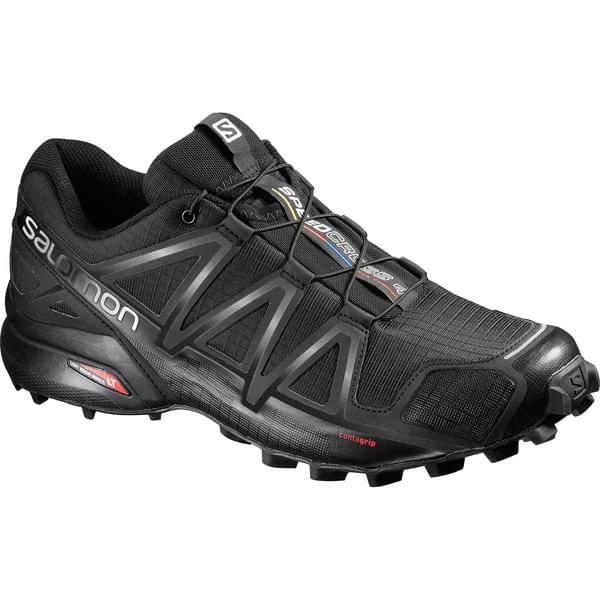 Chaussures de Trail-Running Salomon Speedcross 4 pour Hommes - Taille au Choix
