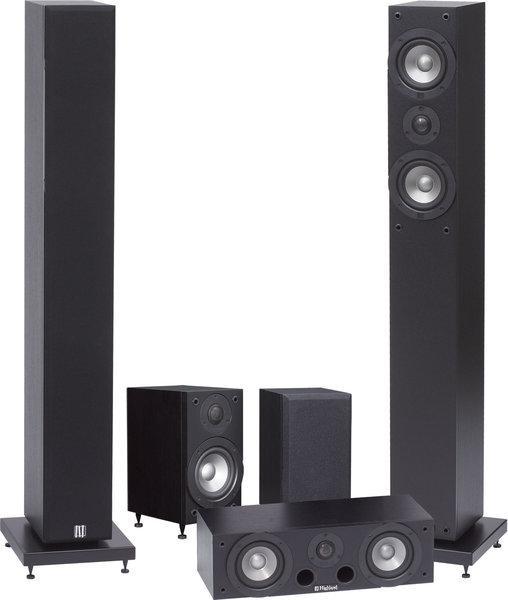 Promotion sur les enceintes Highland Audio  - Ex: Pack d'enceintes colonnes 5.0 Highland Audio Aingel 32 HC