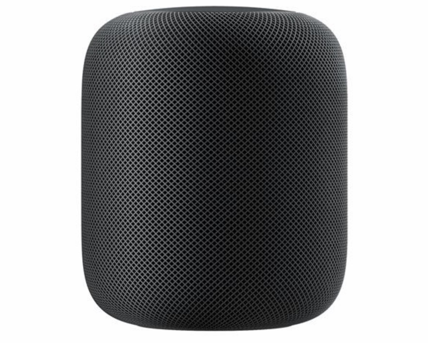 Enceinte sans fil Bluetooth Apple HomePod - Noir