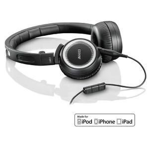 Casque audio AKG K451 - Noir