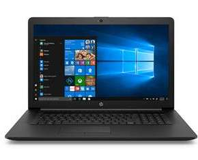 """PC portable 17.3"""" HP 17-BY1021NF - i5-8265U, RAM 4 Go, 1 To HDD, Carte graphique Intel UHD 620, Lecteur DVD"""