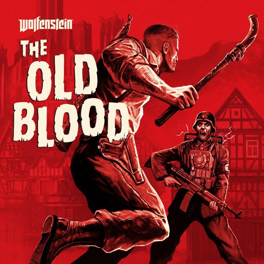 Sélection de jeux PS4 / PS3 / PS Vita (dématérialisés) en soldes - Ex : Wolfenstein The Old Blood (PS4)