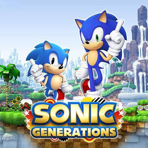 Sonic Generations sur PC (Dématérialisé - Steam)
