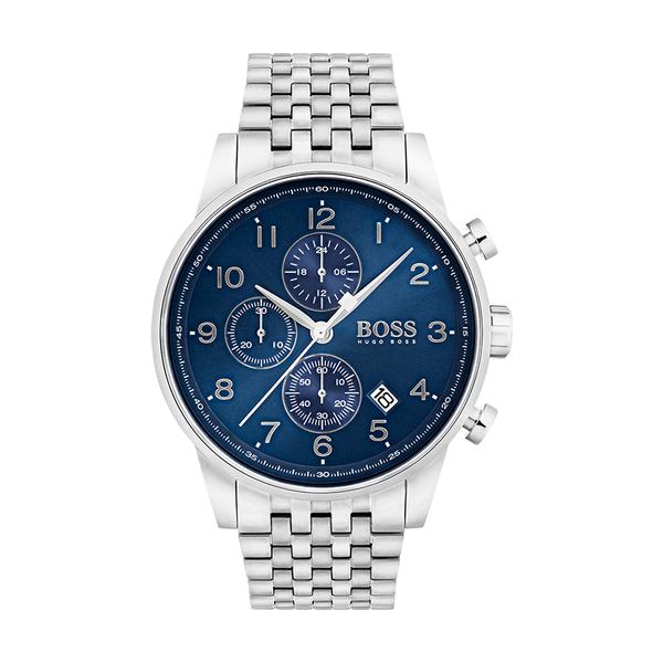 Montre Chronographe Hugo Boss 1513498 - Bracelet en Acier Inoxydable