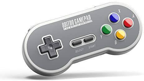 Manette sans fil 8Bitdo SF30 Super Nintendo Classic Mini