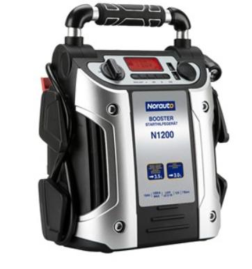 Booster compresseur Norauto N1200 - 19 Ah, 12 V