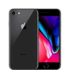 "Smartphone 5.5"" Apple iPhone 8 - 64 Go, Gris sidéral (Reconditionné)"