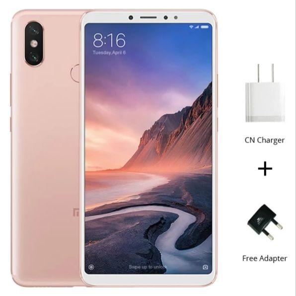 """Smartphone 6.9"""" Xiaomi Mi Max 3 - 4Go de Ram, 64Go de Rom"""