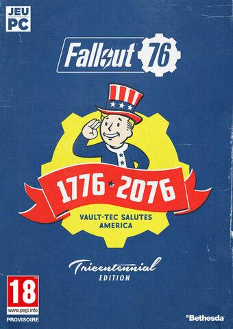 Jeu Fallout 76 Tricentennial Edition sur PC