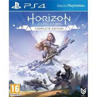 Jeu Horizon Zero Dawn Complete Edition sur PS4 (Dématérialisé - Compte PSN US/CA)