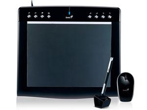 Tablette graphique genius Pensketch M912 avec stylet et souris sans fil + 4 logiciels (139.99€ via buyster)