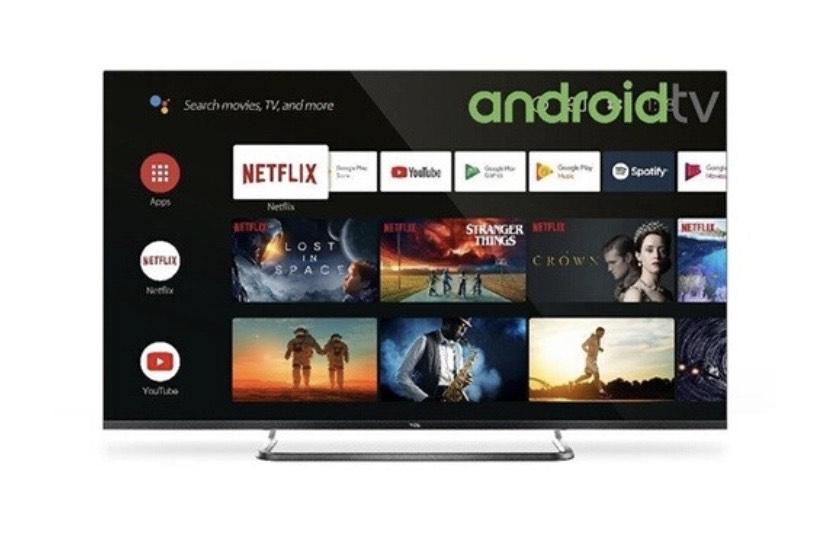 "TV 65"" TCL 65EP682 - 4K UHD, HDR, LED, Android TV (via ODR de 150€)"
