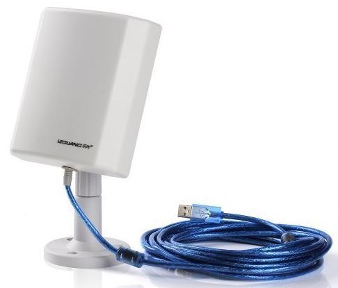 Antenne Longue Distance sans fil Leguang LG-N100 Patuoxun Universal Wifi (jusqu'à 3000m)