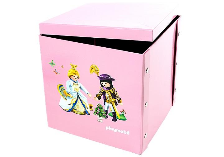 Boîte de jeu et rangement Playmobil Princesses 80463 (Frontaliers Belgique)