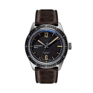 Montre automatique Christopher Ward C65 Trident Diver (S65-41H3H1-S0KK0-VT)