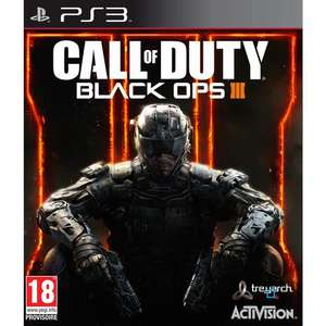 Jeu Call of Duty : Black Ops III sur PS3 / Xbox 360