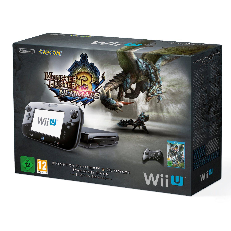 100€ en reprise pour l'achat de la Wii U Monster Hunter™ 3 Ultimate