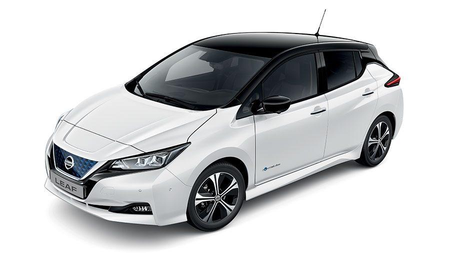 [Sous Conditions de Reprise et bonus écologique] Voiture Nissan Leaf Acenta