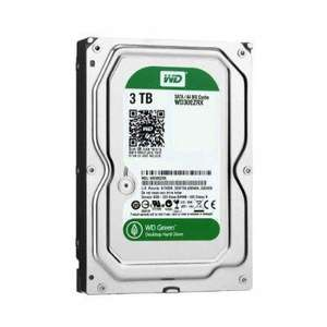 """Disque dur interne 3.5"""" WD Green 3 To"""