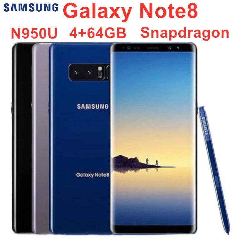 "Smartphone 6.3"" Samsung Galaxy Note 8 - 6 Go RAM, 64 Go (253.01€ avec WINTERSALE15)"