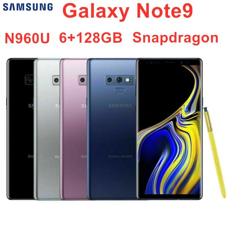 "Smartphone 6.4"" Samsung Galaxy Note 9 - 6 Go RAM, 128 Go (328.98 avec FRWINTERSALES)"