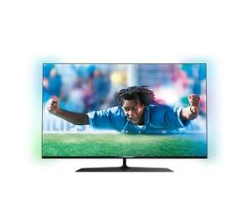 """TV 55"""" philips 55PUS7809/12 - 4K, 3D et Wifi (via 300€ fidélité + 100€ de bons)"""