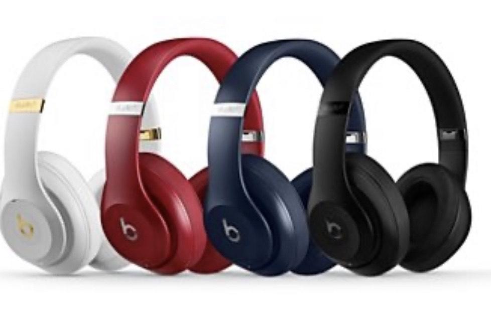 Casque sans fil Beats Studio 3 Wireless - Plusieurs coloris