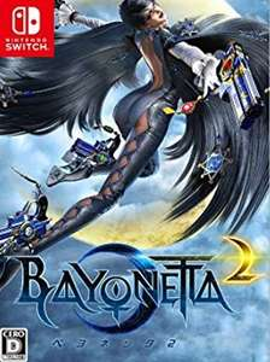 Jeu Bayonetta 2 + Bayonetta 1 (Dématérialisé) sur Nintendo Switch