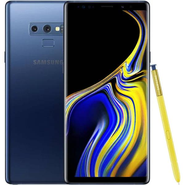 "Smartphone 6.4"" Samsung Galaxy Note 9 - 6 Go RAM, 128 Go (475€ avec le code SOL20DES)"