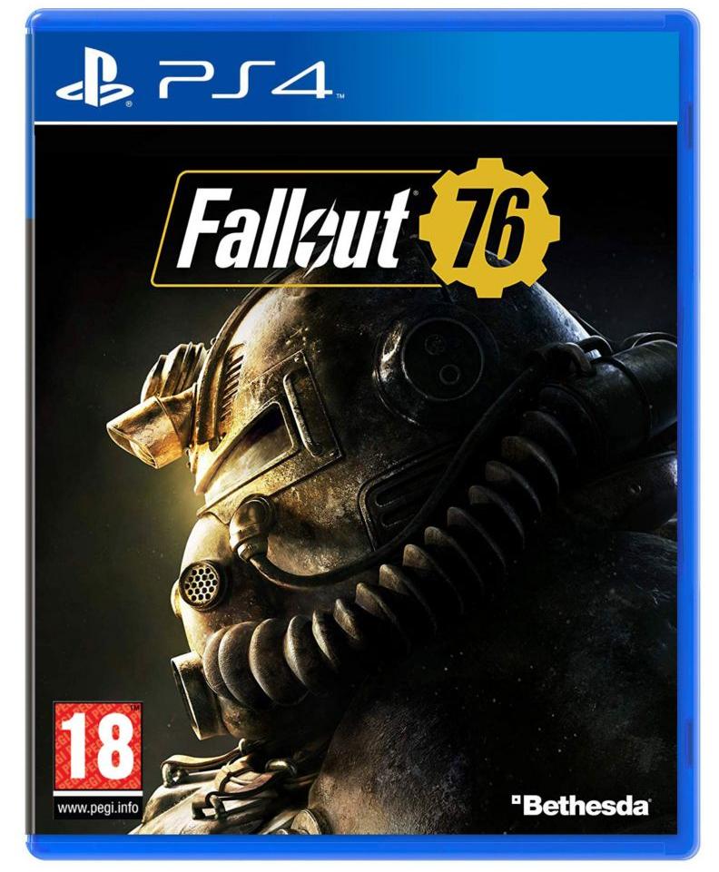 Fallout 76 sur PS4