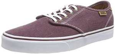 Chaussures Vans Camden Washed - Bleu ou rouge