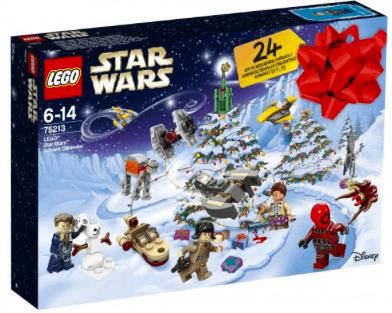 Calendrier de l'Avent LEGO Star Wars - 75213