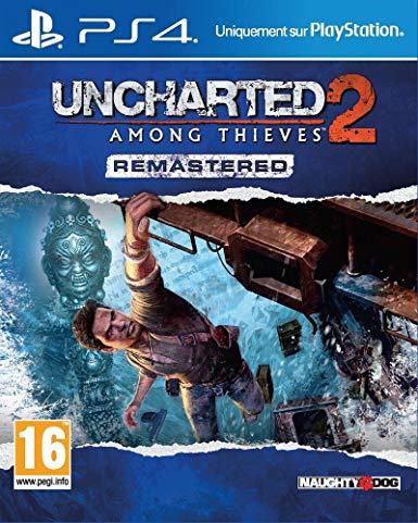 Sélection de jeux PS4 à 0,50€ - Ex : Uncharted 2 Among Thieves Resmatered - Créteil Soleil (94)