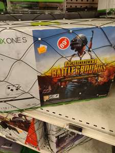 Console Microsoft Xbox One S (1 To) + PlayerUnknown's Battlegrounds (PUBG) - Villiers-en-Bière (77)
