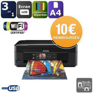 Imprimante Wi-Fi Epson Expression Home XP-302 avec ODR(10€)