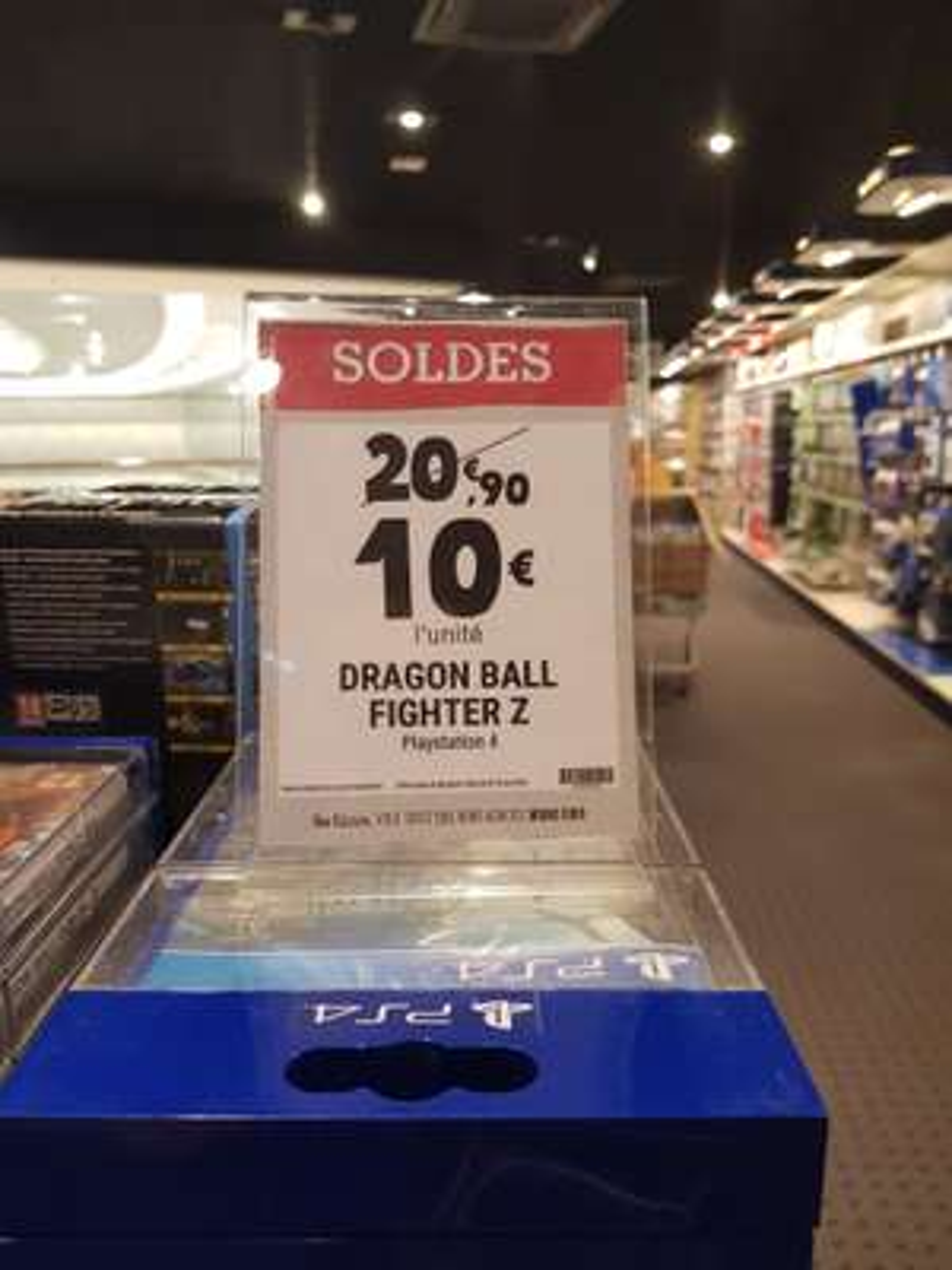 Dragon Ball FighterZ sur PS4 - La Roche-sur-Yon (85)
