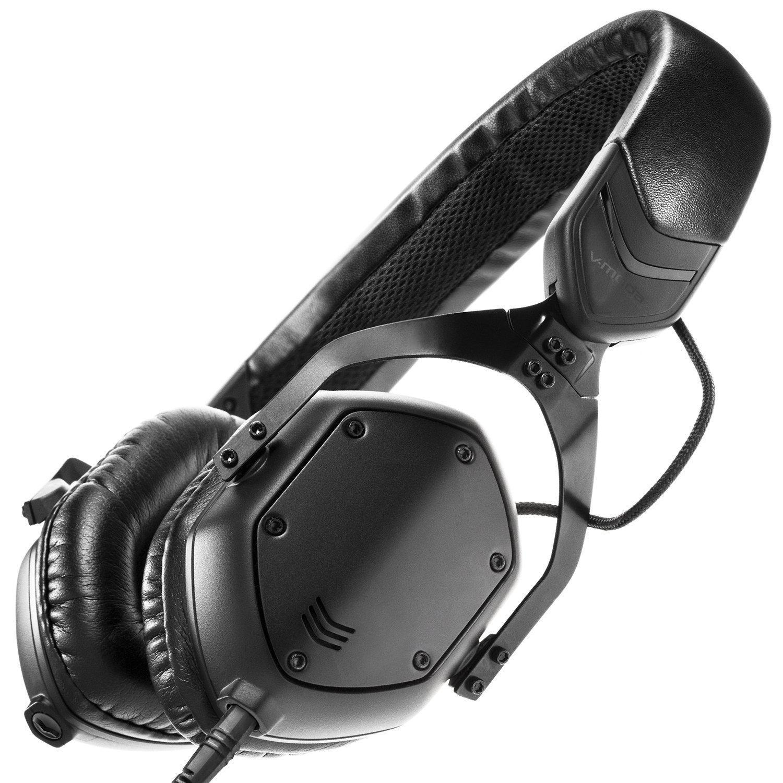 Casque audio V Moda XS - Noir mat