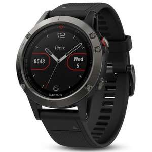 Montre Multisport Fenix 5R HR Gray
