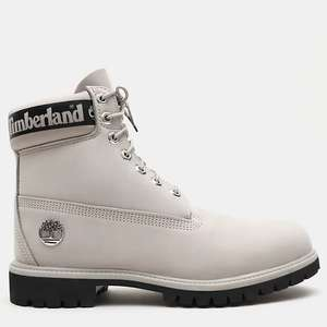 Chaussures Homme Timberland 6-Inch Boot Exclusive Premium - Gris clair