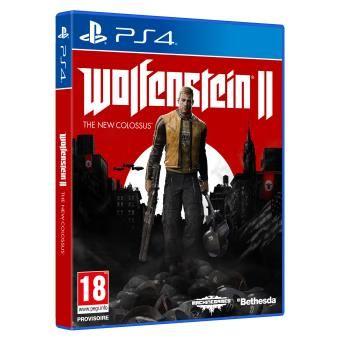 Wolfenstein II The New Colossus + Figurine Fallout Bubblehead