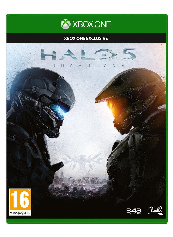 Jeu Halo 5 : Guardians sur Xbox One (Anglais)