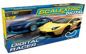 Circuit voitures Scalextric Digital Racer Set