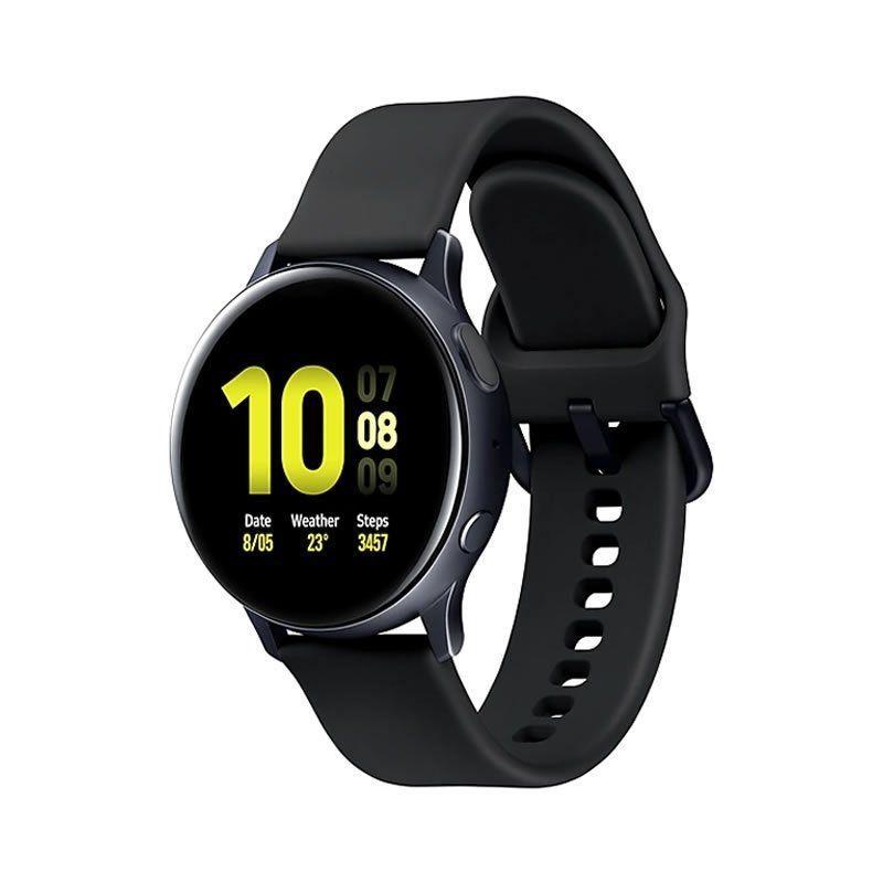 Samsung Galaxy Watch AMontre Connectée Samsung Galaxy Watch Active 2 - 40mm, Aluminum - Aqua Noirctive 2 40 mm