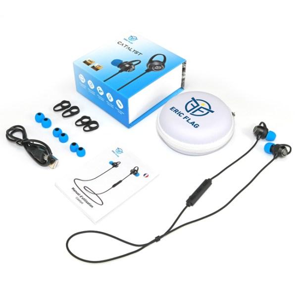 Écouteurs Sport Bluetooth 5.0 Eric Flag (vendeur tiers)