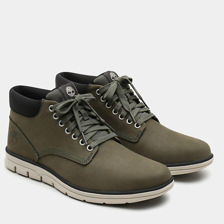 Chaussures Homme Timberland Chukka Bradstreet en cuir